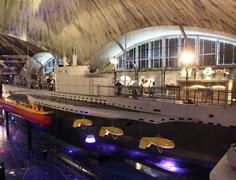 Морской музей Лётная гавань