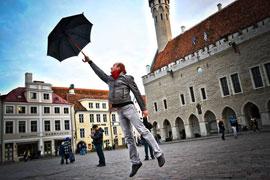 Фотограф в Таллине