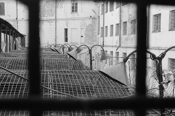 Экскурсия в Батарейную тюрьму в Таллинне