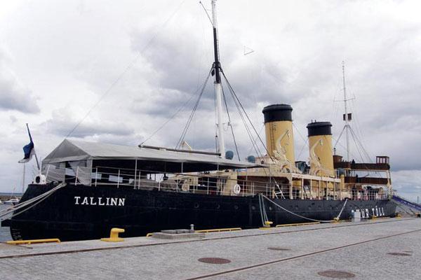Военно-морская экскурсия