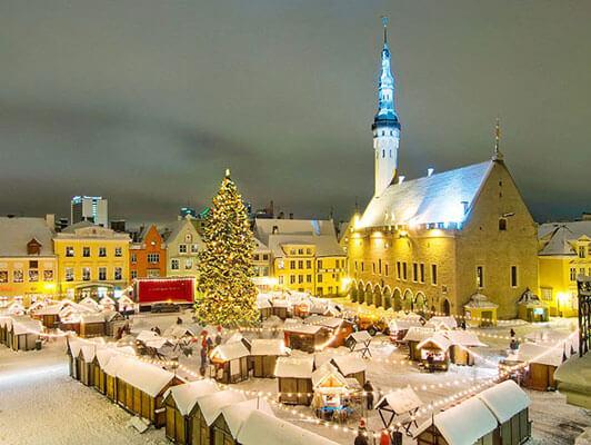 Рождество в Эстонии | Discover Estonia