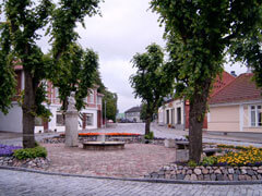 Town of Haapsalu Tour in Estonia