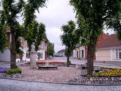 Town of Haapsalu Tour