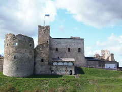 Rakvere Castle Tour in Estonia