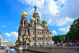 1-Day St Petersburg Excursion with Hermitage Museum