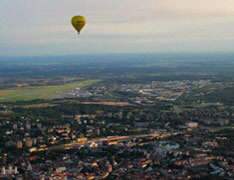 Hot Air Balloon Ride Over Tallinn