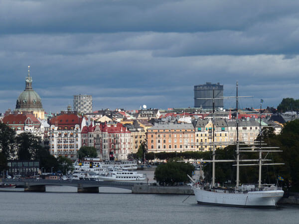 Private Stockholm Shore Excursion - Discover Estonia