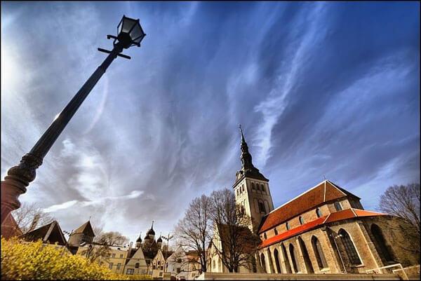 Tallinn Shore Excursion for Handicapped Visitors | Discover Estonia