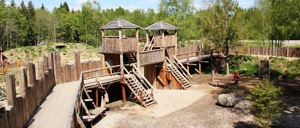 Viking Village Tour   Discover Estonia