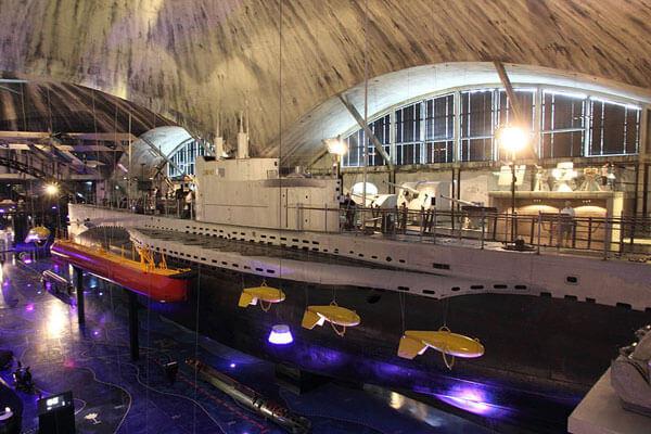 World War I Fortification Tour | Estonian Maritime Museum