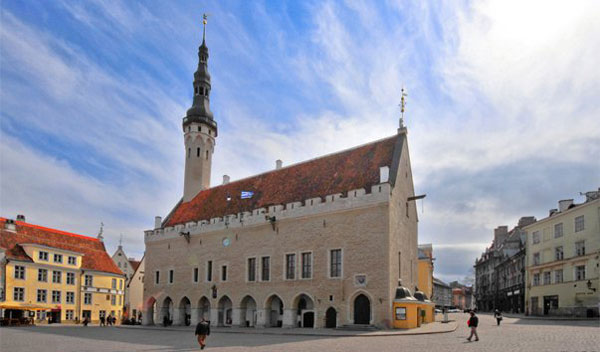 Tallinn Town Hall Tour | Discover Estonia