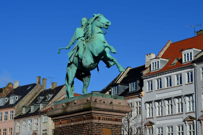 Escursione Copenaghen con Castello di Rosenborg
