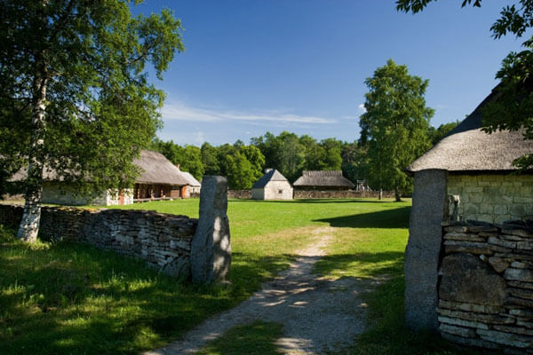 Estonian Open Air Museum | Discover Estonia Tours