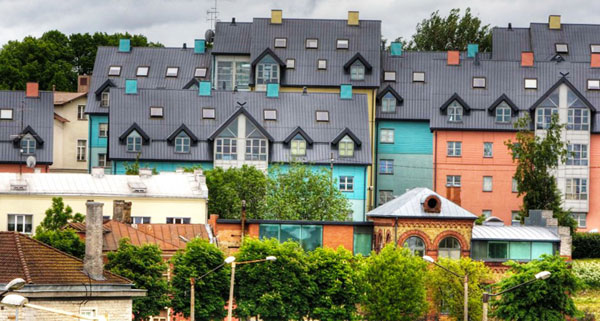 Квартал Каламая | Discover Estonia