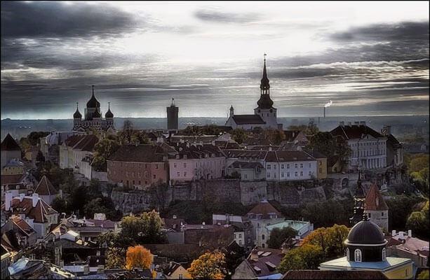 Таллин - Старый город  | Discover Estonia