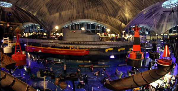 Tallinn Seaplane Harbor Maritime Museum