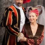 Средневековые_костюмы_Таллине_Medieval_costumes_Tallinn1