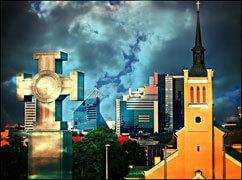 Религия в Эстонии